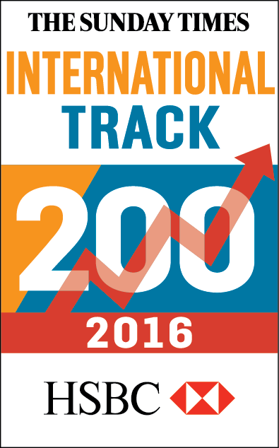 Durbin ranked No.142 in Sunday Times HSBC International Track 200 list.