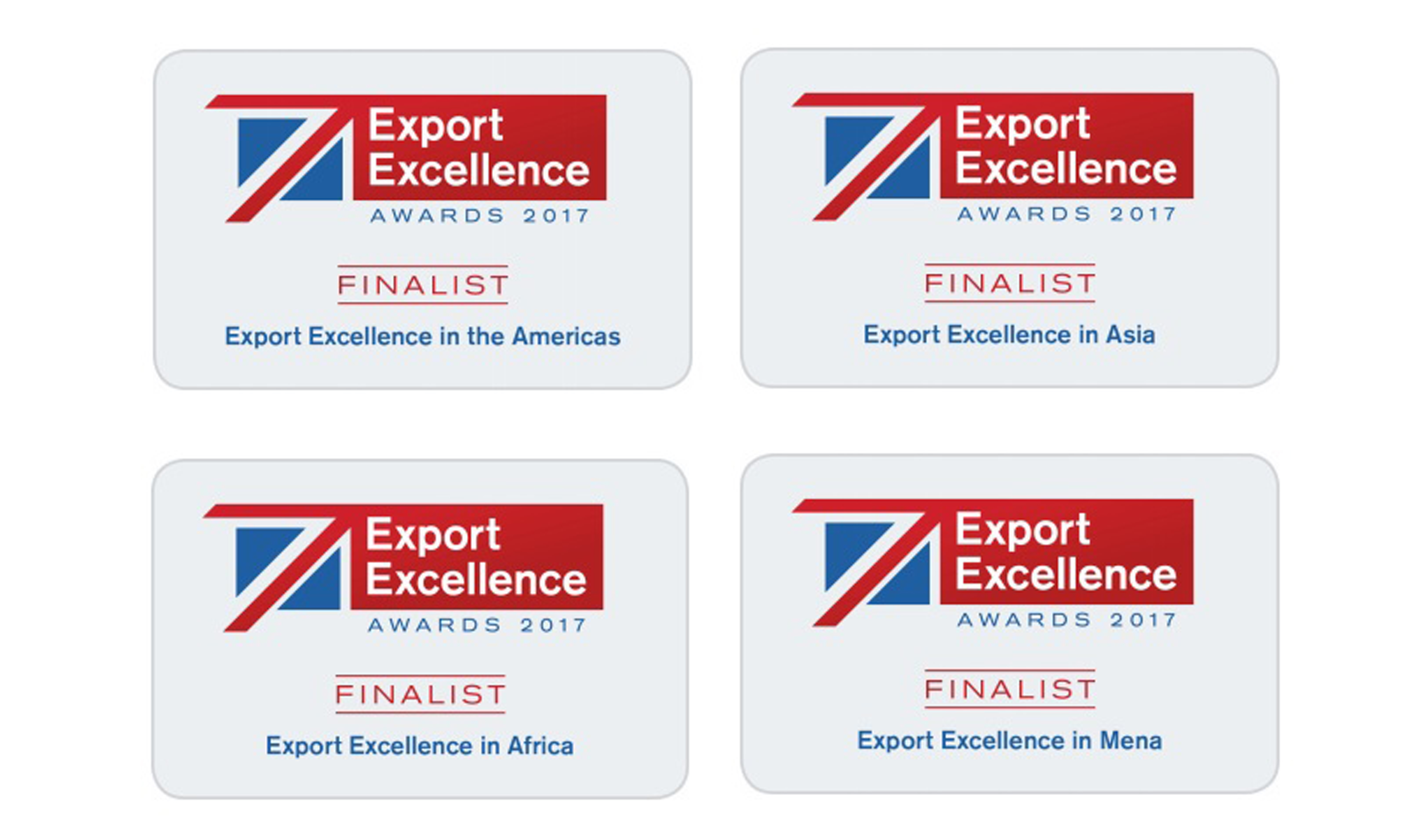 Durbin shortlisted in UK Export Excellence Awards 2017