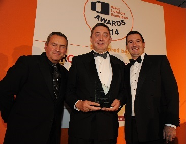 Durbin wins Exporter/International Business of the Year Award 2014